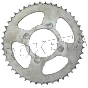 PART 31: DB-19 REAR SPROCKET 428/46