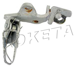 PART 09: DB-27 LEFT FRONT FOOTREST