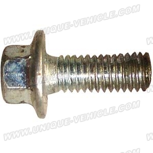 PART 19: DB-27A HEX FLANGE BOLT M6x16