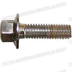 PART 20: DB-27A HEX FLANGE BOLT M6x20