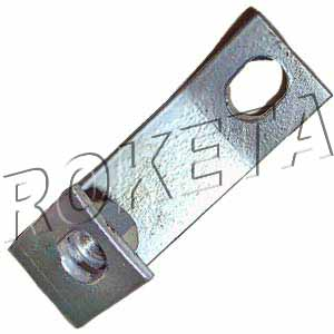 PART 15: DB-28 FRONT NUMBER PLATE FIXING BLOCK