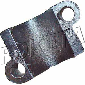 PART 22-1: DB-28 CLUTCH LEVER BRACKET BLOCK