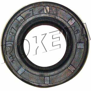 PART 27-1: DB-28 OIL SEAL, FRONT WHEEL