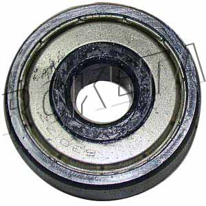 PART 27-2: DB-28 BEARING, FRONT WHEEL