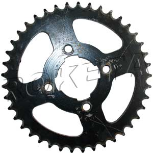 PART 37: DB-34 REAR SPROCKET 420/41