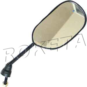 PART 01-1: GK-01 LEFT REAR VIEW MIRROR