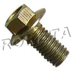 PART 02: GK-01 HEX FLANGE BOLT, HORN