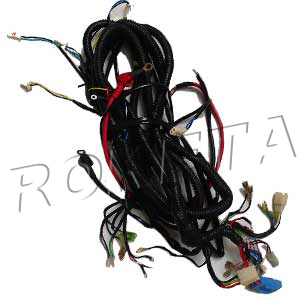 PART 07: GK-01 WIRING HARNESS