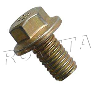 PART 01-6: GK-01 HEX FLANGE BOLT M10x16
