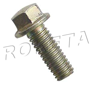 PART 02-1: GK-01 HEX FLANGE BOLT, STARTER