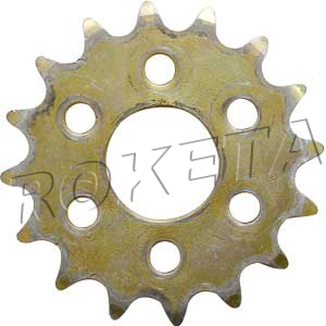 PART 13: GK-01 FORWARD SPROCKET