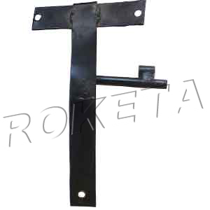 PART 04: GK-01 LEFT FRONT WHEEL ASSEMBLY FENDER BRACKET