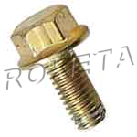 PART 01-04: GK-01 HEX FLANGE BOLT, THROTTLE PEDAL PAD