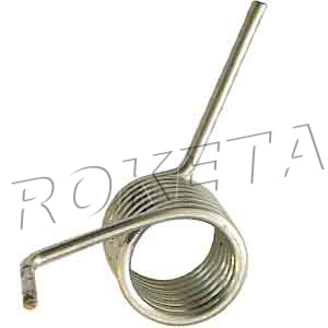 PART 01-09: GK-01 THROTTLE PEDAL SPRING