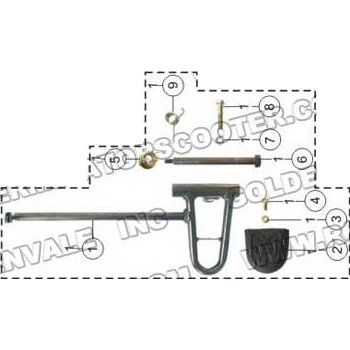 PART 01: GK-01 THROTTLE PEDAL ASSEMBLY