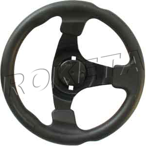 PART 06-08: GK-01 STEERING WHEEL