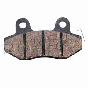 PART 10-03: GK-01 REAR BRAKE PADS