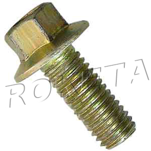 PART 13: GK-01 HEX FLANGE BOLT, STOP BRAKE HANDLE