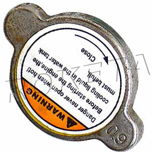 PART 10: GK-06 RADIATOR CAP