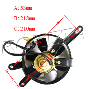 PART 14: GK-06 COOLING FAN