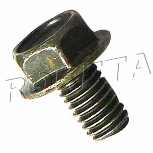 PART 15: GK-06 HEX FLANGE BOLT M6x12