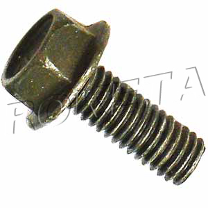 PART 18: GK-06 HEX FLANGE BOLT, WATER TANK