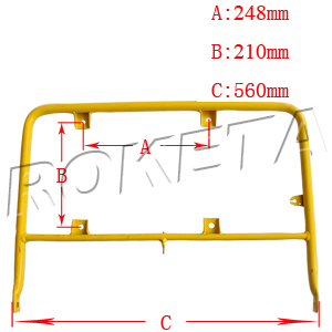 PART 05: GK-06 RADIATOR BRACKET