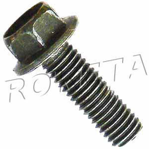 PART 06: GK-06 HEX FLANGE BOLT, RADIATOR BRACKET