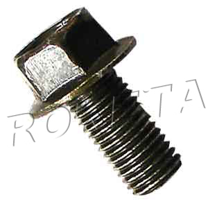 PART 05: GK-06 HEX FLANGE BOLT, SAFETY BELT