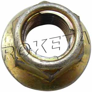 PART 05: GK-11 LOCK NUT M12x1.25
