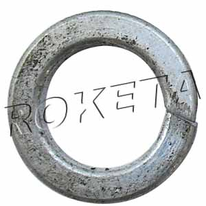 PART 11: GK-11 ELASTICITY WASHER, FRONT WHEEL