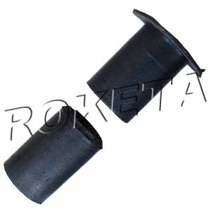 PART 17: GK-11 NYLON FLANGE BUSHING, FRONT LOWER SWING ARM