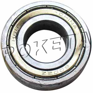 PART 21-02: GK-11 BEARING, FRONT WHEEL