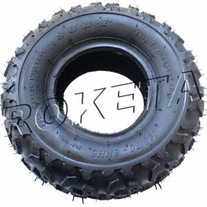 PART 22-01: GK-11 LEFT FRONT TIRE