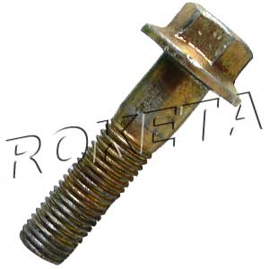 PART 01: GK-11 HEX FLANGE BOLT, TURNING SHAFT
