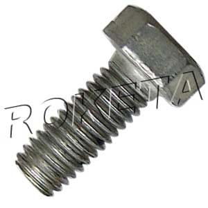 PART 11-04: GK-11 HEX BOLT, BRAKE PEDAL PAD