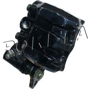 PART 25-04: GK-13 RIGHT REAR BRAKE CALIPER