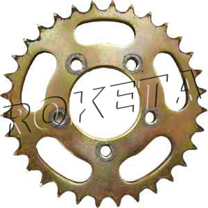 PART 38: GK-13 REAR SPROCKET