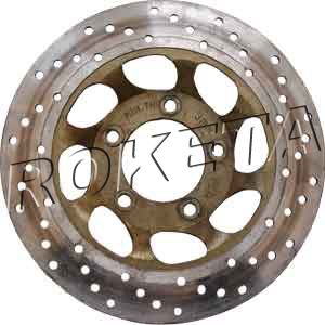 PART 39: GK-13 REAR BRAKE DISC