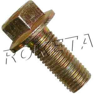 PART 03: GK-13 HEX FLANGE BOLT, REDIRECTOR HOLDING PIECE
