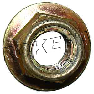 PART 04: GK-13 LOCK NUT M10x1.25