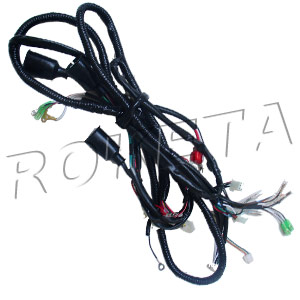 PART 13: GK-17 WIRING HARNESS