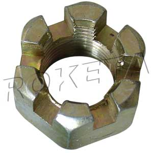 PART 17: GK-17 HEX CONCAVE NUT M16
