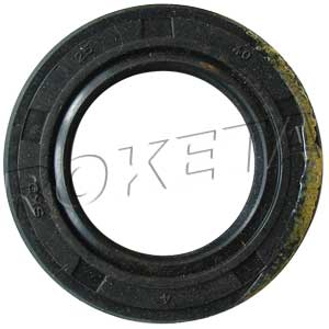PART 20: GK-17 OIL SEAL, REAR AXLE