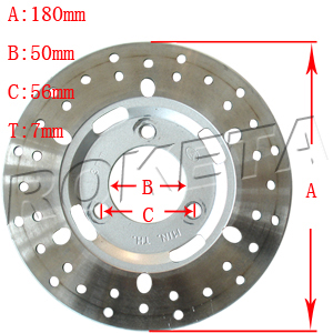 PART 31: GK-17 REAR BRAKE DISC