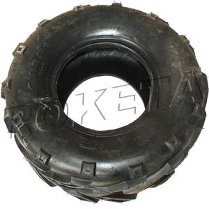 PART 35-01: GK-17 LEFT REAR TIRE