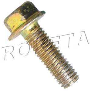 PART 01: GK-17 HEX FLANGE BOLT, REDIRECTOR FIXED BLOCK