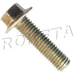 PART 06: GK-17 HEX FLANGE BOLT M8x30