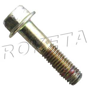 PART 07: GK-17 HEX FLANGE BOLT, REAR CALIPER