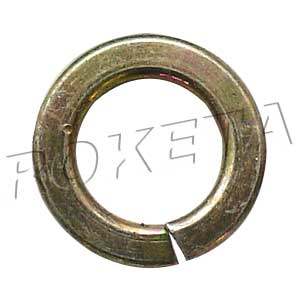 PART 08: GK-17 ELASTICITY WASHER, REAR CALIPER
